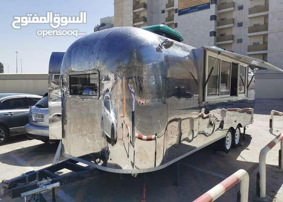 ((DISCOUNT)) Food Truck (خصم)  عربة طعام فود ترك جاهزة