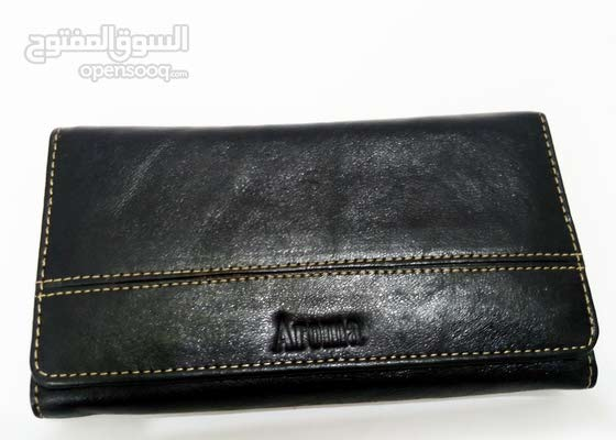 guniune leather clutch