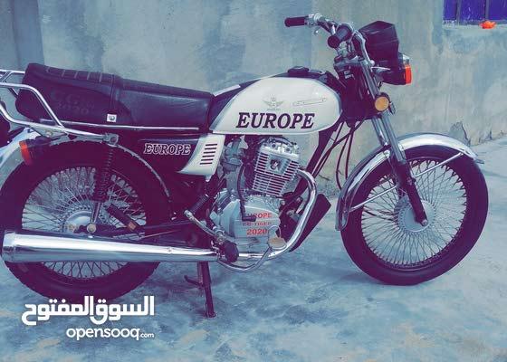 دراجة تايكر سرعة 140 ايراني