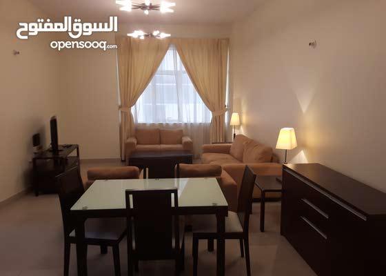 شقق مفروشة للإيجار فى بن محمود قرب مستشفى حمد شاملة كهرماء و مفروشة بالكامل للتواصل 50445635