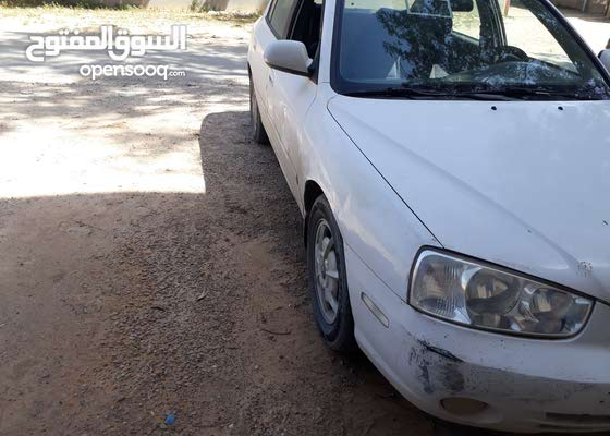 Hyundai Avante car for sale 2002 in Tripoli city