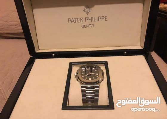 ساعة باتيك فيليب فل ستيل أورجنال للبيع