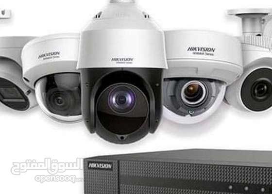 كاميرات مراقبة Hikvision