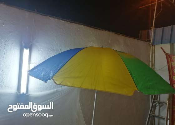 مظلات للبيع والتوصيل مجاناً داخل منطقة ابوعريش واحد المسارحه