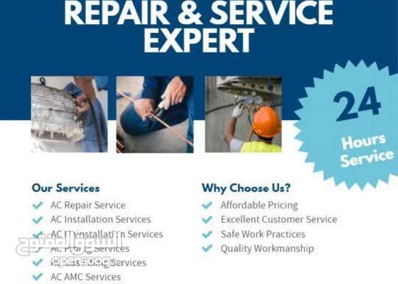 Ac repair ac services ac gas ac maintenance 24 hours