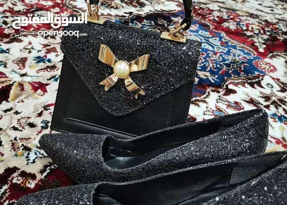 جزمه مع شنطه اسواره