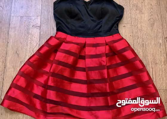 فستان سهرة بناتي قصير 60 دينار