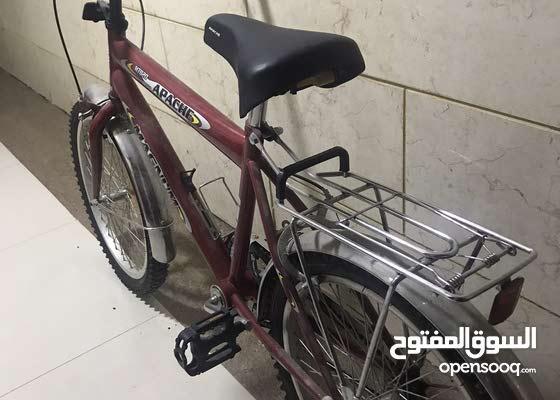 دراجة هوائية استعمال مرة واحدة مع قاعدة السيارة الخاصة بها