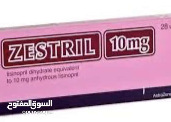 zestril 10 mg