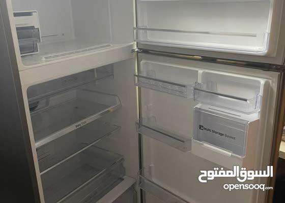 ثلاجة سامسونج   samsung top mount refrigerator 720 liters