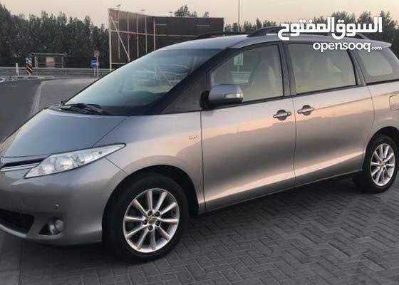 Toyota Previa 2013 for sale Bahrain 8 seater MPV