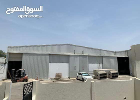 مخازن للايجار غلا صناعية Warehouses in ghala