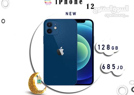 iPhone 12 128G افضل سعر بالاردن