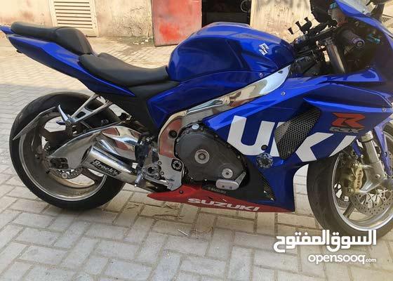 Suzuki Gsxr 1000cc 2015 GCC