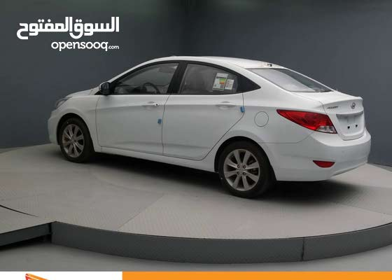Hyundai Accent 2017 - used car for sale Bahrain - Low mileage
