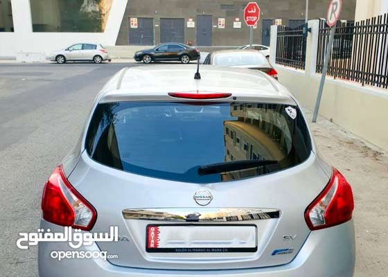 Perfect Nissan Tiida SV 2015 with zero issues for sale
