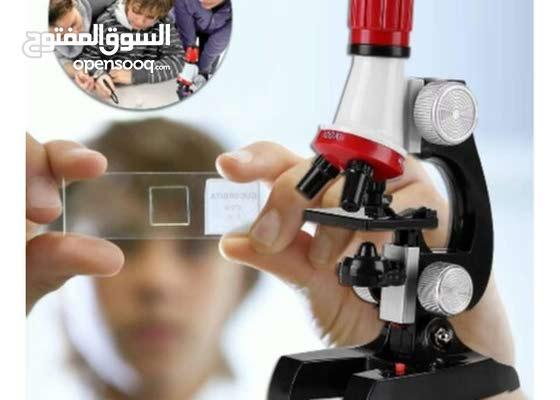 mini microscope scientifique pour enfants