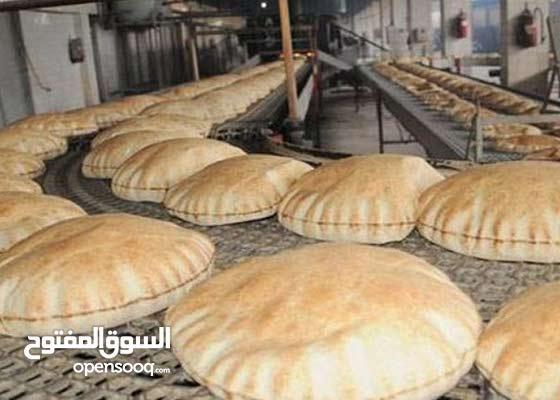 معدات مخبز