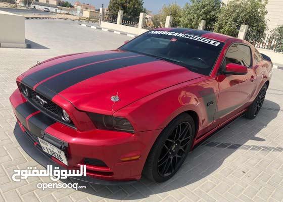Ford Mustang V6 2013