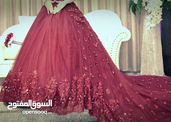 فستان زفاف و فستان خطوبة وسهرة