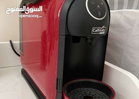 Caffitaly CLIO S21-Coffee machine /Red