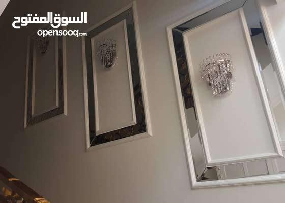تصميم و تنفيذ أعمال ديكورات صبغ  الداخلية والخارجية  وجميع أعمال الديكورات الجبس