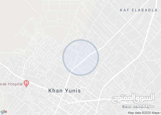 قطعه ارض للبيع في دير البلح 400 م2