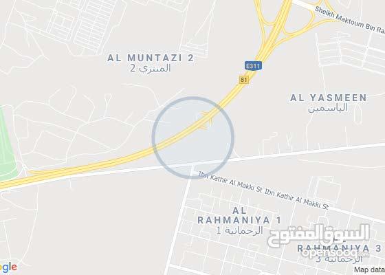 اراضي سكنية في عجمان في افضل المناطق والتملك حر وبالاقساط