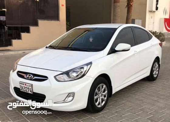 Hyundai Accent 2017 - used car for sale Bahrain