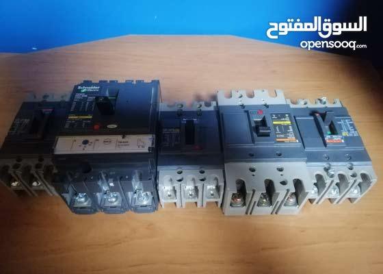 قطع كهربائية و لوازم أنظمة حماية و لوحات كهربائية.