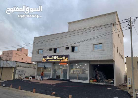 عمارة جديدة للايجار في ثول أمام جامعة الملك عبدالله للعلوم و التقنية