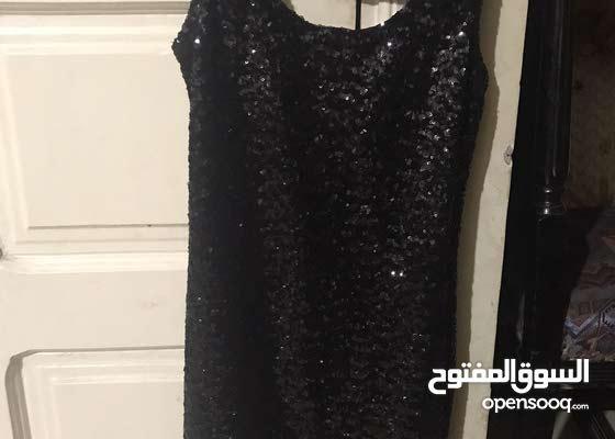 فستان للبيع اتلبس مرة واحدة بس يلبس وزن 50 كيلو