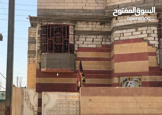 بيت  في البصره  شط العرب حي الجامعه للبيع
