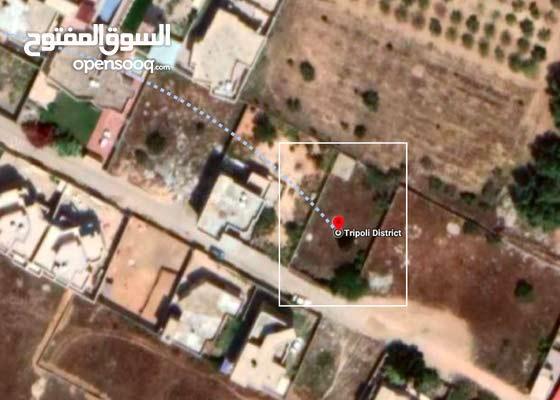 قطعة ارض بمنطقة أم القري - سيدي سليم - طريق المطار