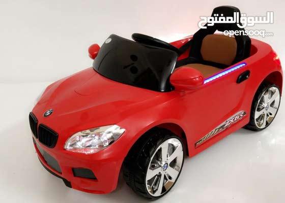 سيارة BMW للأطفال