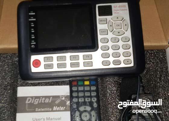 للبيع جهاز لتنصيب أجهزة الستلايت والاقمار