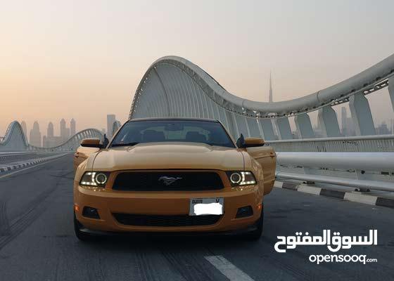 2012 Ford Mustang V6 Full Option