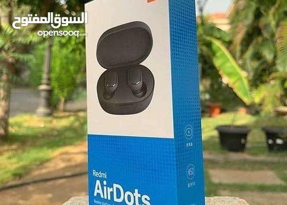 Redmi Airdots TWS Bluetooth Double Earphone_Black
