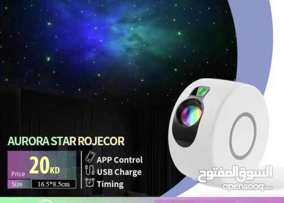 للبيع جهاز إضاءة النجوم التحكم عن طريق التلفون يشتغل على USB التوصيل حسب المنطقه