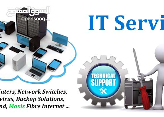 IT Services/ CCTV Camera/ Networking