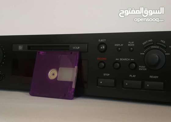 tascam md-350 mini disc