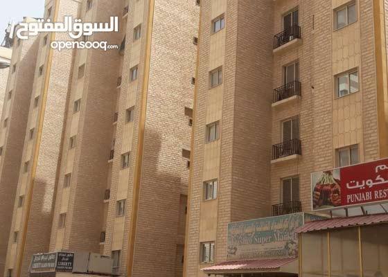للايجار للعائلات بالمهبولة شقة غرفتين وصالة وحمامين بمساحة مميزة وخدمات راقية