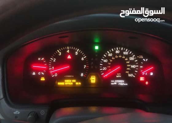 Lexus ls 430 2001 model