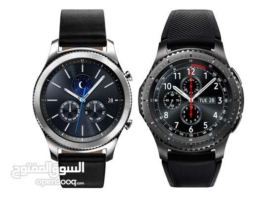 مطلوب ساعة سامسونج جير اس 3 Samsung Gear S3 124280274 السوق المفتوح