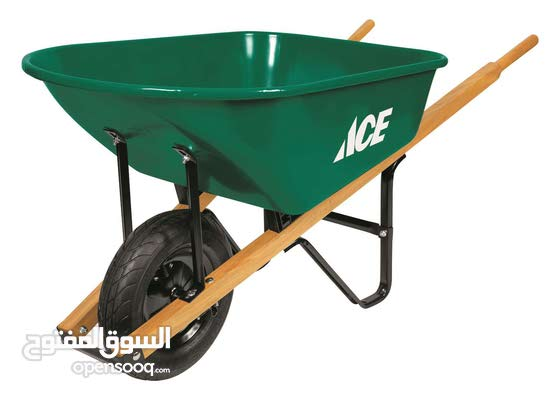 ACE wheel barrow