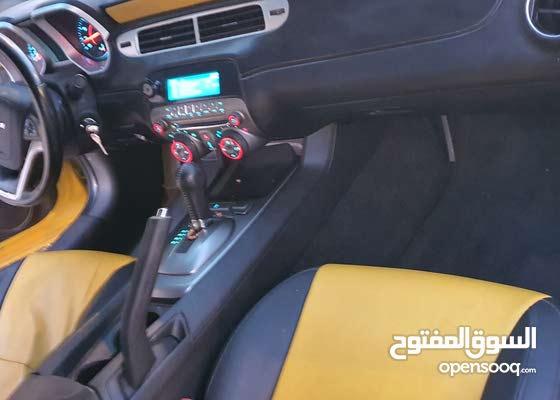 CHEVROLET CAMARO 2012 GCC v6