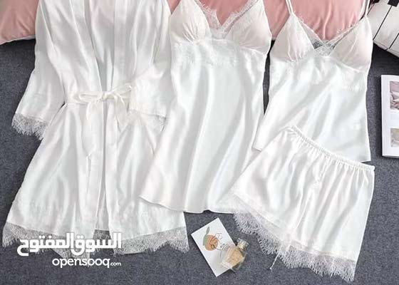 pajama sets sleepwear silky new style 2021