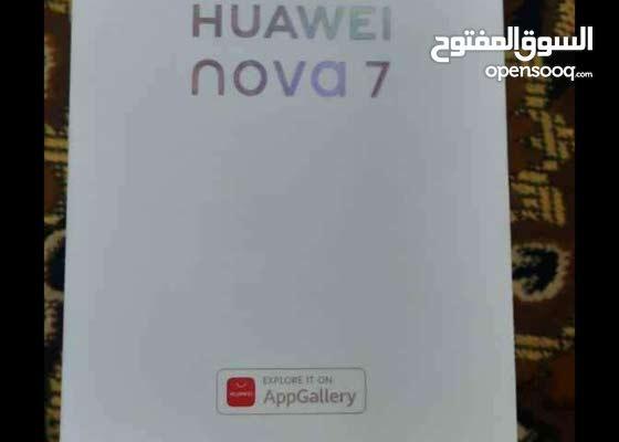 Huwaei nova 7 5g
