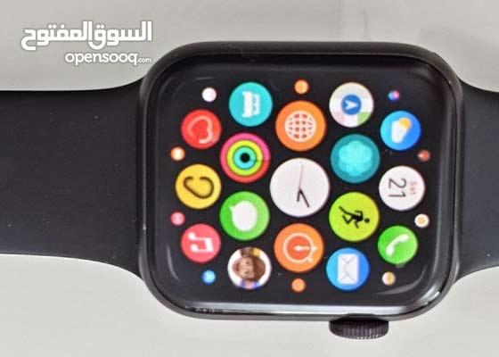Apple  Watch  40MM Black  Full Box  Warranty Apple