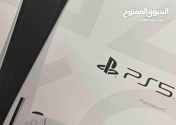 بوكس بلستيشن 5 فاضي و لا يوجد جهاز Empty PlayStation Box